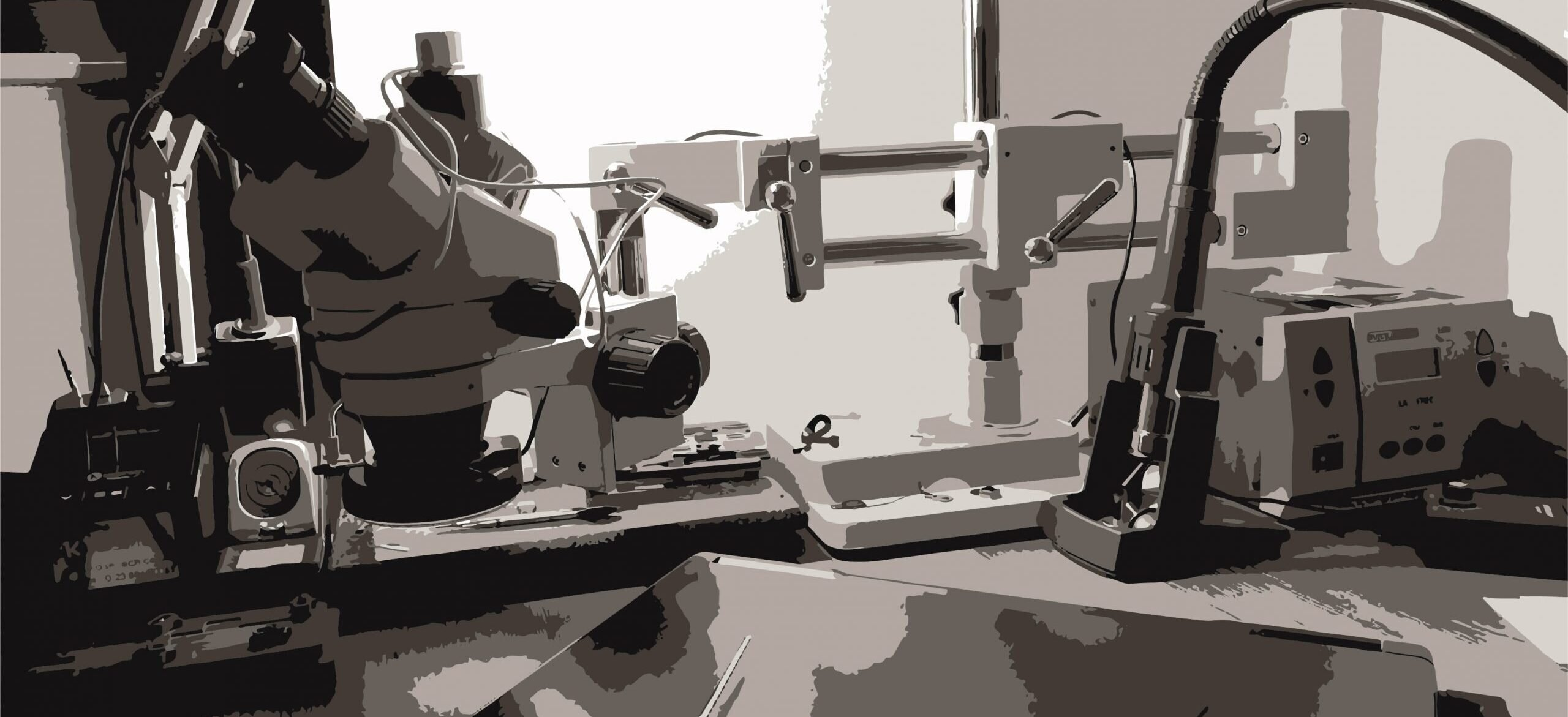 Serwis mikroskop MSI Hot Air