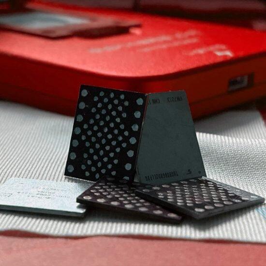 Odzysk danych iPhone Chip Nand pamięć programator JC